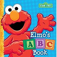 Elmo's ABC Book (Sesame Street) (Big Bird's Favorites Board Books)