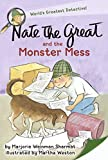 img - for Nate The Great And The Monster Mess (Turtleback School & Library Binding Edition) (Nate the Great Detective Stories) book / textbook / text book