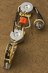 51Qwda97wUL._SY300_ amazon com telecaster wiring harness for fender tele cts orange Baja Tele Wiring at fashall.co