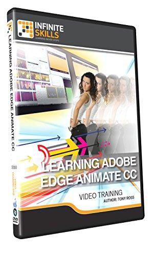 Learning Adobe Edge Animate CC - Training DVD by Infiniteskills