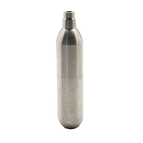Amazon com : PYu 12g CO2 Rechargeable Cylinder Cartridge