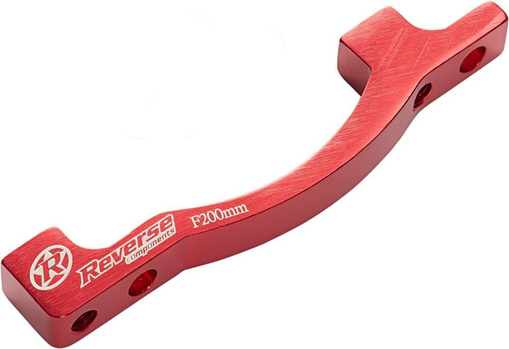 Rojo Reverse Frenos de Disco Adaptador de PM PM de 160/a 200/mm Avid