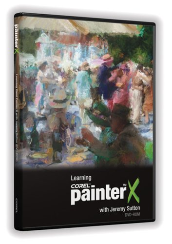 Learning Corel Painter X with Jeremy Sutton [Old Version]