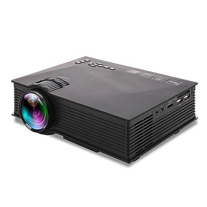 Mini Dados Cube DLP proyector con WiFi, Portátil LED Bolsillos ...