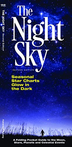 (The Night Sky: A Folding Pocket Guide to the Moon, Stars, Planets and Celestial Events (Earth, Space and Culture))