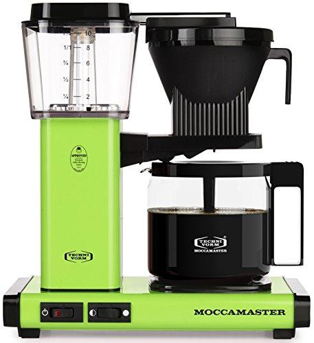 green coffee maker - 7