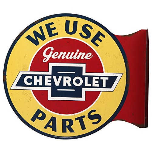Open Road Brands Chevy Sign (Chevrolet Genuine Parts)