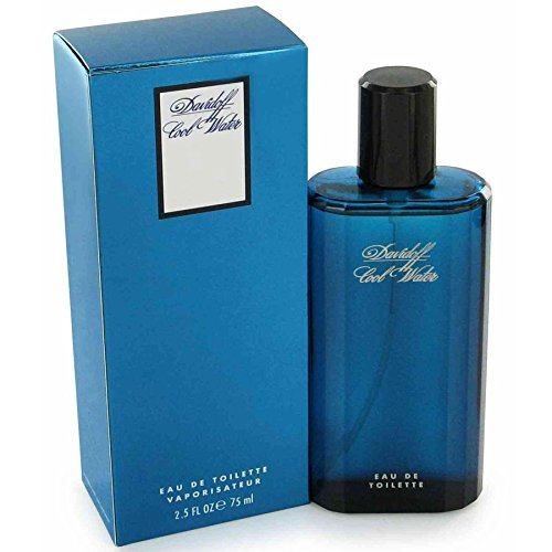 Davidoff Cool Water homme/men, Eau de Toilette, 1er Pack (1 x 75 ml)