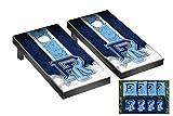 Victory Tailgate Rhode Island Rams Desktop Mini Cornhole Game Set