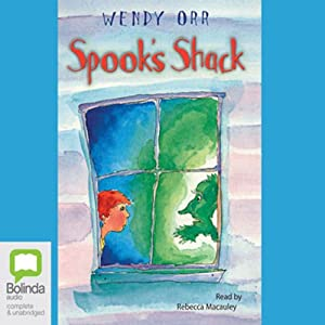 Spook's Shack Audiobook