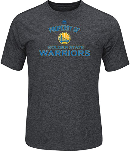 NBA Men's Property Of Short Sleeve Crew Neck Synthetic Tee – DiZiSports Store