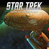 Star Trek Wall Calendar: Ships of the Line by CBS (2015-08-25)