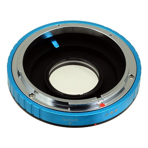 Fotodiox Pro Lens Mount Adapter Compatible with Canon FD and FL Lenses to Nikon F-Mount Cameras