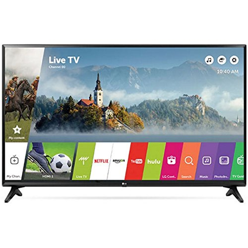 Lg Electronics 49Lj5500 49 Inch 1080P Smart Led Tv  2017 Model