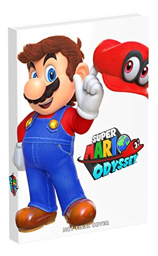 Super Mario Odyssey: Prima Collector's Edition Guide