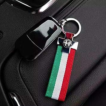 Llavero Alfa Romeo 4C Brera Giulia Mito Stelvio Giulietta ...