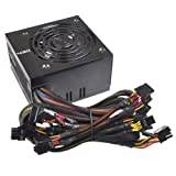 EVGA 430 W1, 80+ WHITE 430W, 3 Year Warranty, Power Supply 100-W1-0430-KR, Black