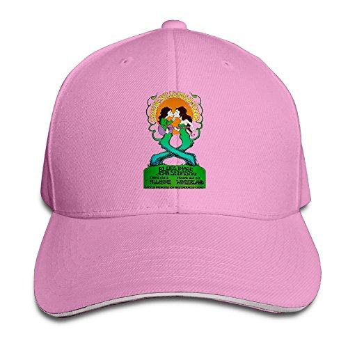 Crosby Stills Nash & Young Folk Rock Band Style Caps Sandwich Peaked Cap