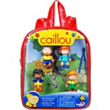 Caillou Mini Backpack with Figs