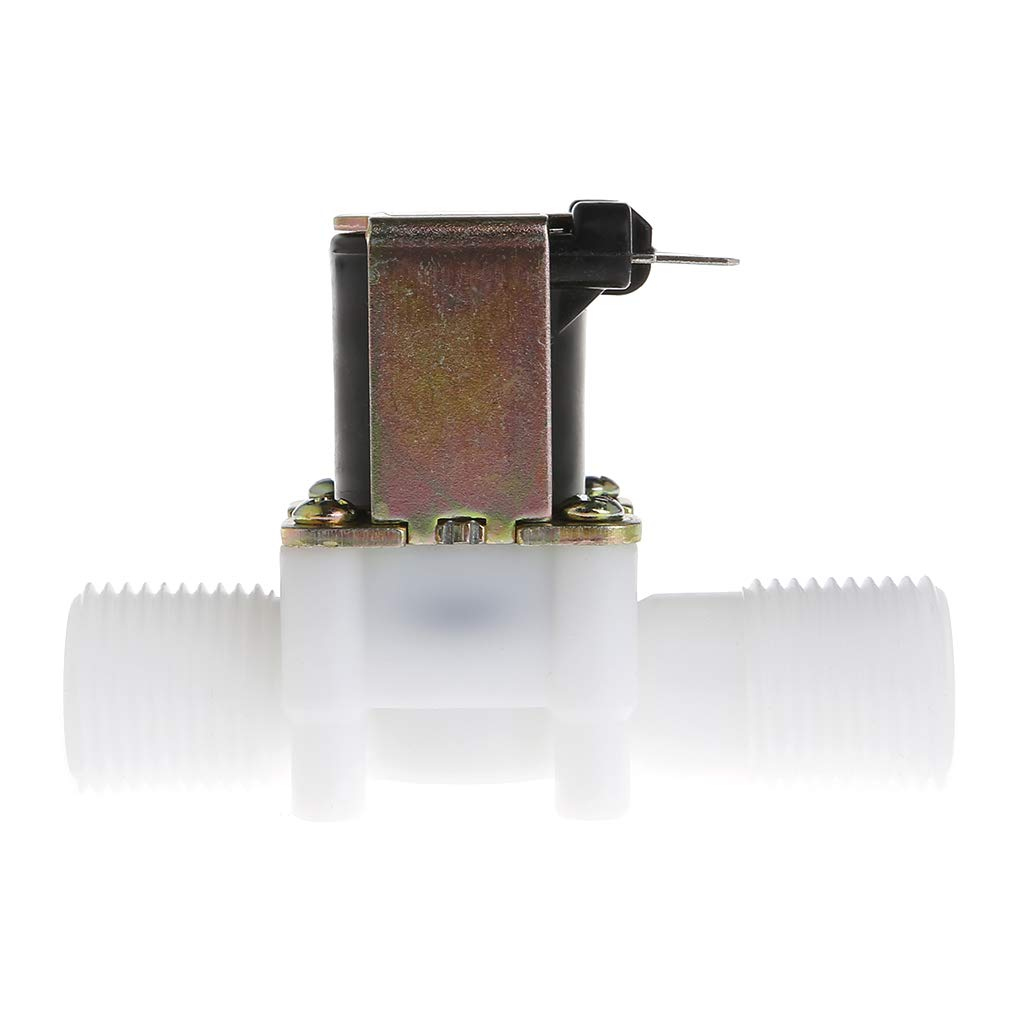 Wasser-Lufteinlassschalter magnetisch 1//2 Zoll 12 V Elektro-Magnetventil DC N//C