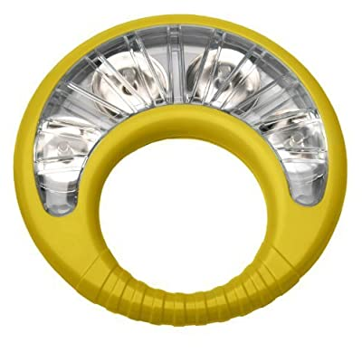 Hohner Kids MT608 Toddler Tambourine - Yellow Color Yellow Model: Baby
