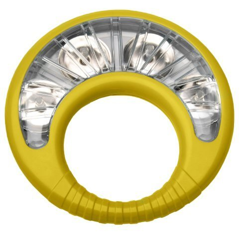 Hohner Kids MT608 Toddler Tambourine – Yellow Color Yellow Model: by Toys & Child