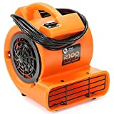 CFM PRO Air Mover & Carpet Dryer Blower Fan - 2,100 Series
