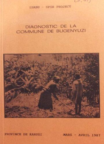 Diagnostic De La Commune De Bugenyuzi