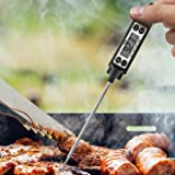 Digital Bbq Thermometer Barbecue & Picnic Supplies - Kc-Tp500 Pen Shape High-Performing Instant Read Digital Bbq Cooking Meat Food Thermometer - 1PCs