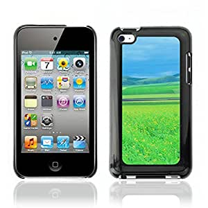 Carcasa Funda Case // V0000303 Vast Dummer Grassland // iPod Touch 4 4G 4th