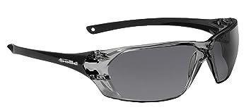 Frame 253 40058 Lens Eyewear Fog Rimless Scratchanti Shiny Anti With Black Safety Smoke Bollé And Pr Prism UzpVMS