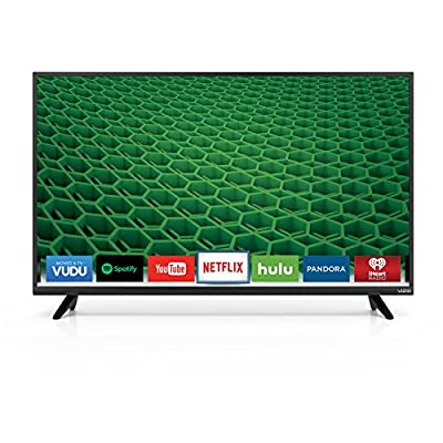 VIZIO D48-D0 48-Inch 1080p 120Hz Smart LED HDTV (Certified Refurbished)