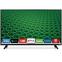 VIZIO LED 1080P 120 HZ Wi-Fi Smart TV, 48 (Refurbished)