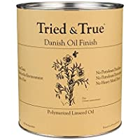 Danish Oil, Quart by Tried & True Wood Finish