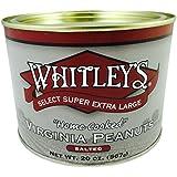 Whitleys Salted Virginia Peanuts