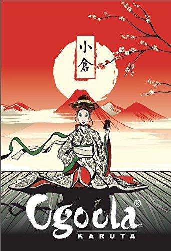 Ogoola Karuta Poetry Game - English Classics 1-50