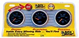 Auto Meter 6200 Cobalt Mechanical Three Gauge Interact Pack