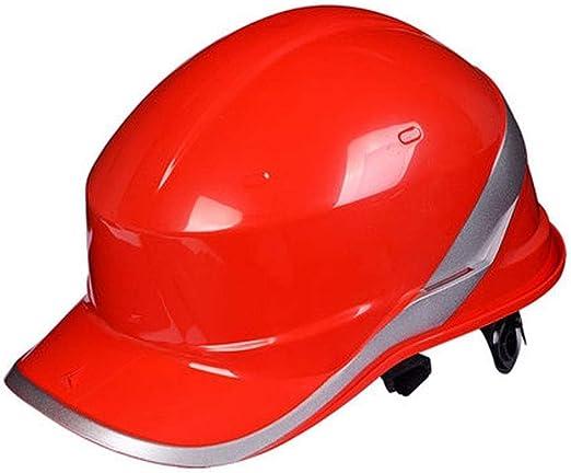 Casco de Seguridad Casco cómodo y ventilado para Trabajos en ...