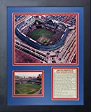 "Legends Never Die ""Texas Rangers Ballpark at Arlington"" Framed Photo Collage, 11 x 14-Inch"