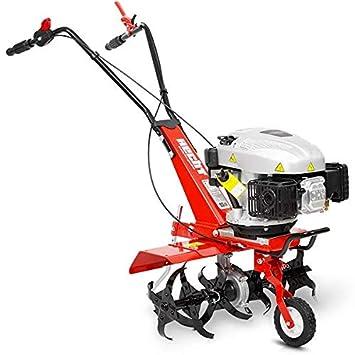 Hechet 746 - Máquina aradora para jardín (gasolina, 5,1 caballos ...