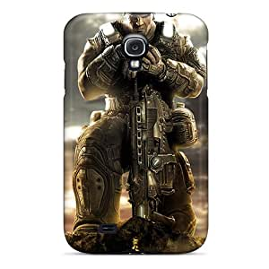 New Tpu Hard Case Premium Galaxy S4 Skin Case Cover(marcus Fenix)