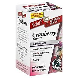 Schiff Bio Foods Wmn Cranberry Ccntrte Xstrgt