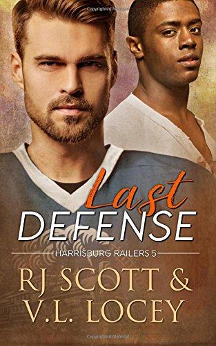 Books : Last Defense (Harrisburg Railers) (Volume 5)
