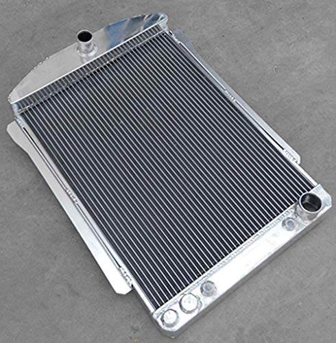 56MM CHEVY CAR STREET ROD AUTO 1940-1941 40 41 ALUMINUM ALLOY RADIATOR