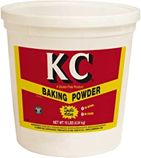 product image for KC Gluten Free Baking Powder, 10 Pound -- 4 per case.