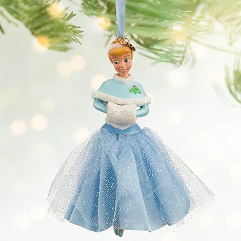 Cinderella Sketchbook Ornament