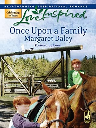 book cover of Once Upon A Family