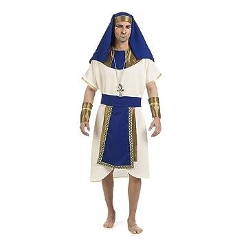 Limit Sport- Disfraz Egipcio Amon, L (MA050): Amazon.es: Juguetes ...