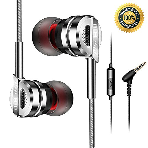 Earbuds Earphones Headphones Microphone Android product image