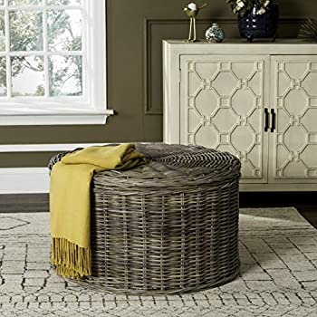 Image of Home and Kitchen Safavieh Home Collection Coffee Table, Grey